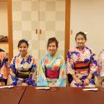 2019.7 日本文化体験 浴衣